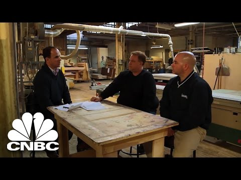 Precise Graphix Deal | The Profit | CNBC Prime