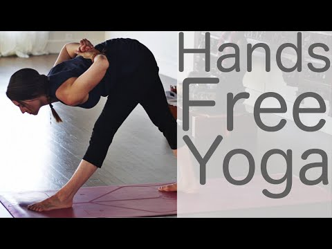 Hands Free Yoga With Fightmaster Yoga