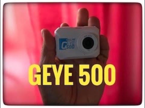 ACTIONCAM GEYE 500 la recensione