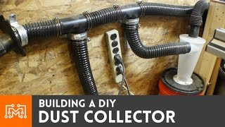 How To Make A Dust Collector With A Wet/dry Vac
