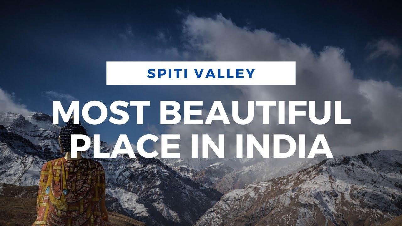 A Glimpse into Spiti Valley!