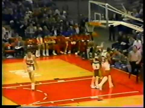 Larry Bird: 47 Point Game Vs Portland (1985-86 Season)