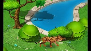 FAMILY ZOO: THE STORY (Game like Gardenscapes New Acres) iOS / Android Gameplay Walkthrough