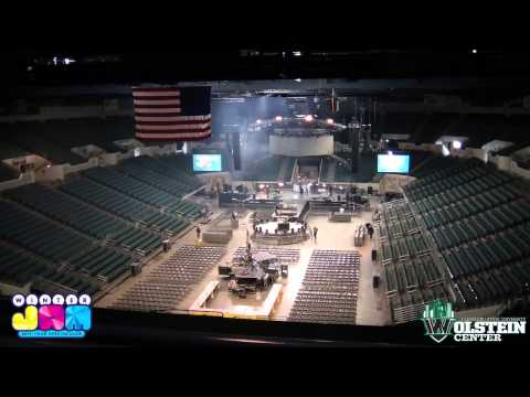 Winter jam time lapse cleveland wolstein center also panic at the disco lights up with over top rh article wn