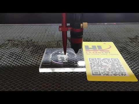 Acrylic Cutting & Engraving