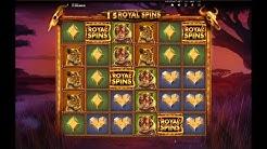 Wild Cats Multiline Bonus Feature (MEGA WIN)(Red Tiger)