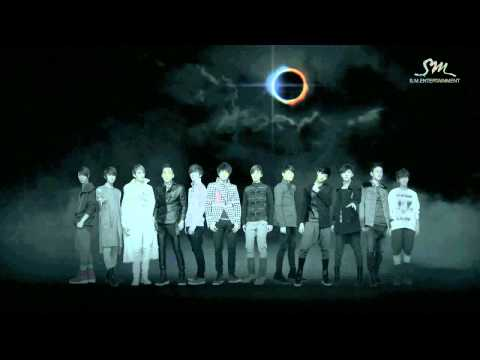EXO-K - Two Heart Attacks Mashup [Cancelled] (Two Moons + Heart Attack)