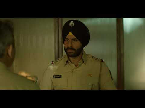 Sacred Games Season 1 Best Acting Of Saif Ali Khan