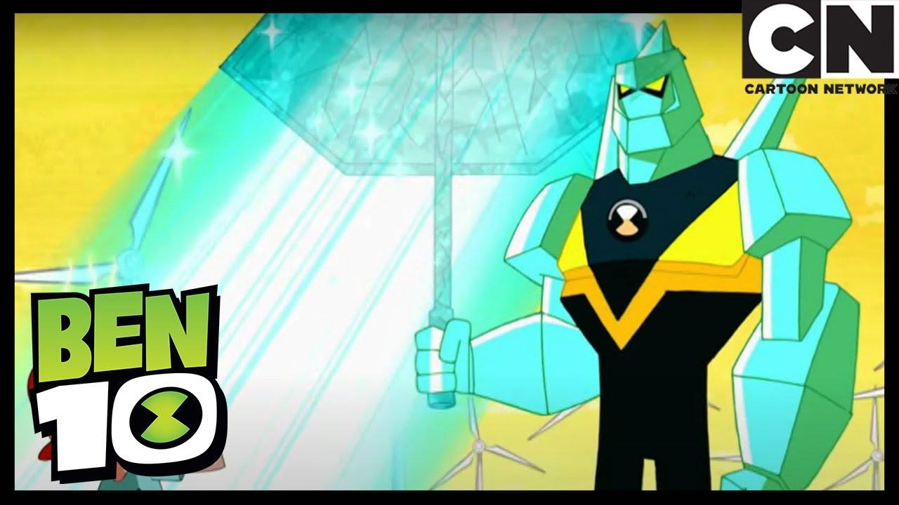 Dales Aire Y Déjalos Ir | Ben 10 en Español Latino | Cartoon Network