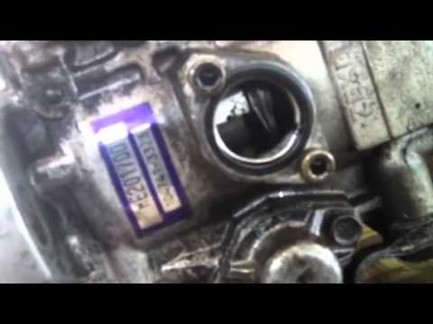 Pajero 4m40 Wiring Diagram Arctic Spa Pump Pajer Mechanical Fuel Zexel Strip Down Youtube