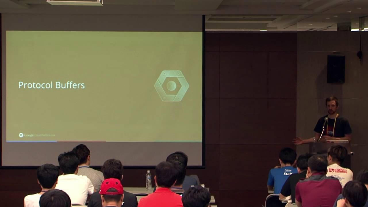 Ian Lewis: Building a Scalable Python gRPC Service using Kubernetes - PyCon  Korea 2015