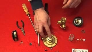 Ремонт Hermann Micra 2, Supermicra трёхходовой клапан(, 2014-01-15T23:59:14.000Z)