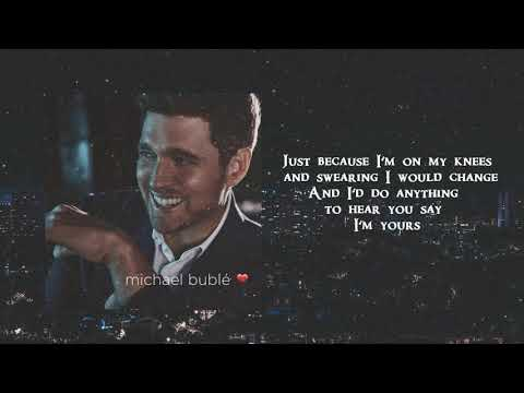 Michael Bublé - Love You Anymore (Lyric Video)