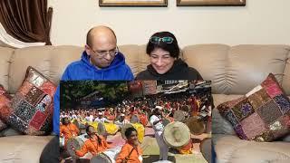 Shiv Jayanti Celebrations | Dhol Tasha | Shiv Taal 170+ Dhol | महावादन शिवराज्याभिषेक सोहळा REACTION