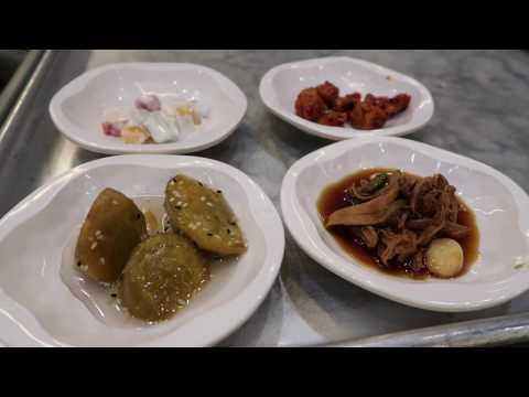 makanan-korea-bbq-halal-kota-medan,-tteokbokki-cheesenya-enak-pedas-sedap