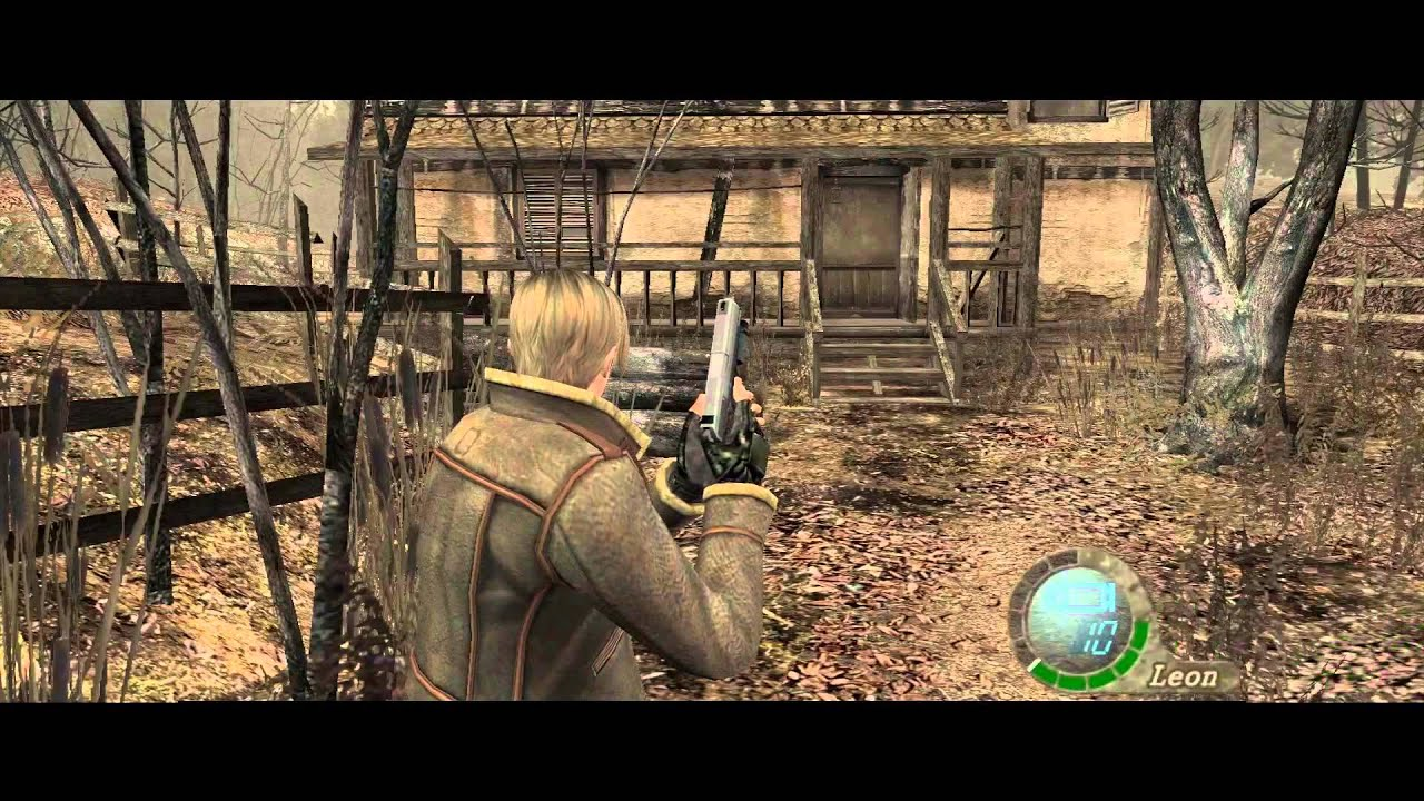 Resident Evil 4 - GameCube - ISO Download | PortalRoms com