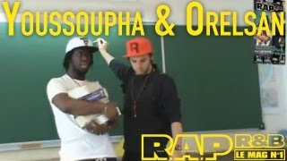 Youssoupha & Orelsan - Making Of Couv' R.A.P. R&B #156