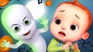 Ghost Song And More Nursery Rhymes & Kids Songs | Videogyan 3D Rhymes | Cartoon Animation