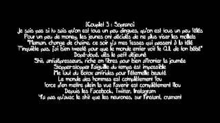 Revolution Urbaine Feat Soprano - No Life (Paroles) (Cheval de Troie)