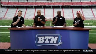 BTN Bus Tour: Nebraska Coach Mike Riley