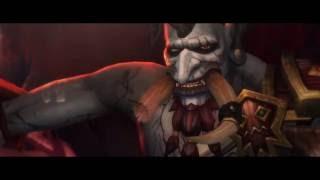 WoW Legion Ролик - Смерть Вол'джина, Сильвана новый вождь