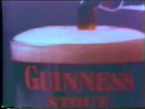 Iklan Malaysia 1970's - Guiness Stout