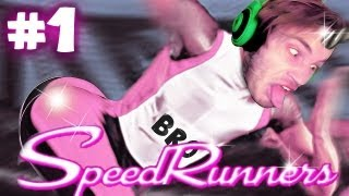 MOST COMPETITIVE GAME EVER! - SpeedRunners - Gameplay - Part 1