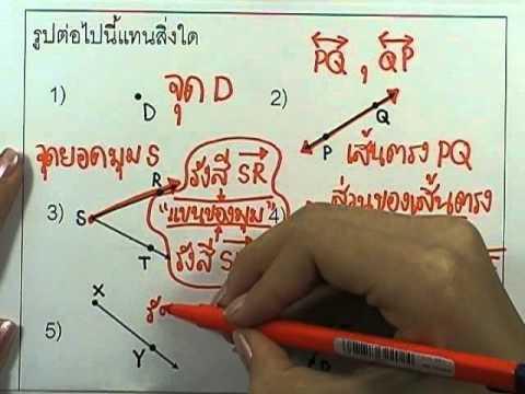 เลขกระทรวง พื้นฐาน ม.1 เล่ม1 : แบบฝึกหัด4.1 ข้อ01