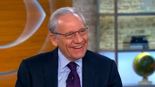 Bob Woodward reveals Nixon secrets from White House aide