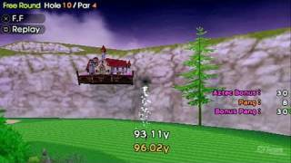 Pangya: Fantasy Golf Sony PSP Trailer - A Game of