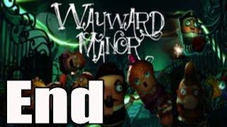 Wayward Manor Final Boss and Ending / End