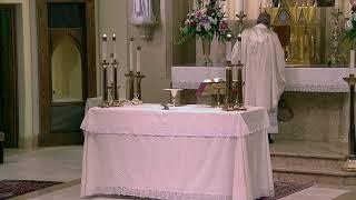5.12.21 Daily Mass at St. Joseph's