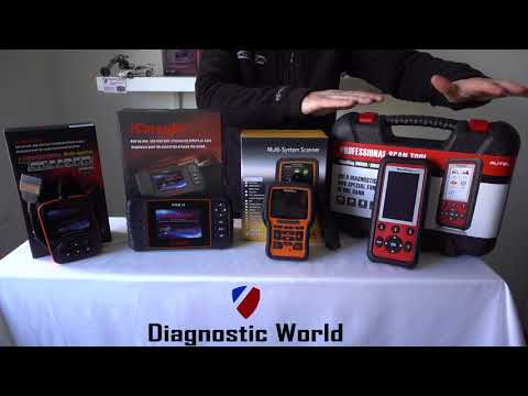 Best Porsche Diagnostic Tool for 2018 & 2019 - YouTube