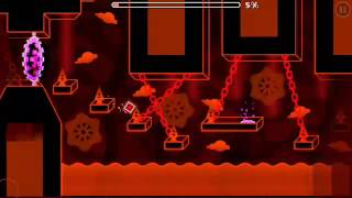 The Lava Temple By |||TGT||| - Geometry Dash 2.0 - ByPlayer