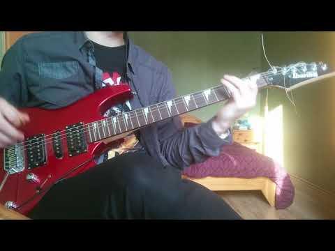 Samael - Morbid Metal guitar cover mp3
