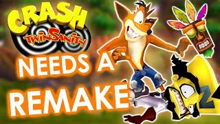 Crash Twinsanity Has Awesome Game Design - and Here