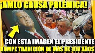 ¡AMLO CAUSA POLEMICA! POR ESTO ROMPE TRADICION DE MAS DE 100 AÑOS - ESTADISTICA POLITICA