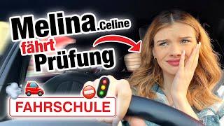 Praktische Führerscheinprüfung mit Melina Celine  | Fischer Academy
