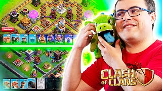UN POQUITO DE TODO | Clash of Clans