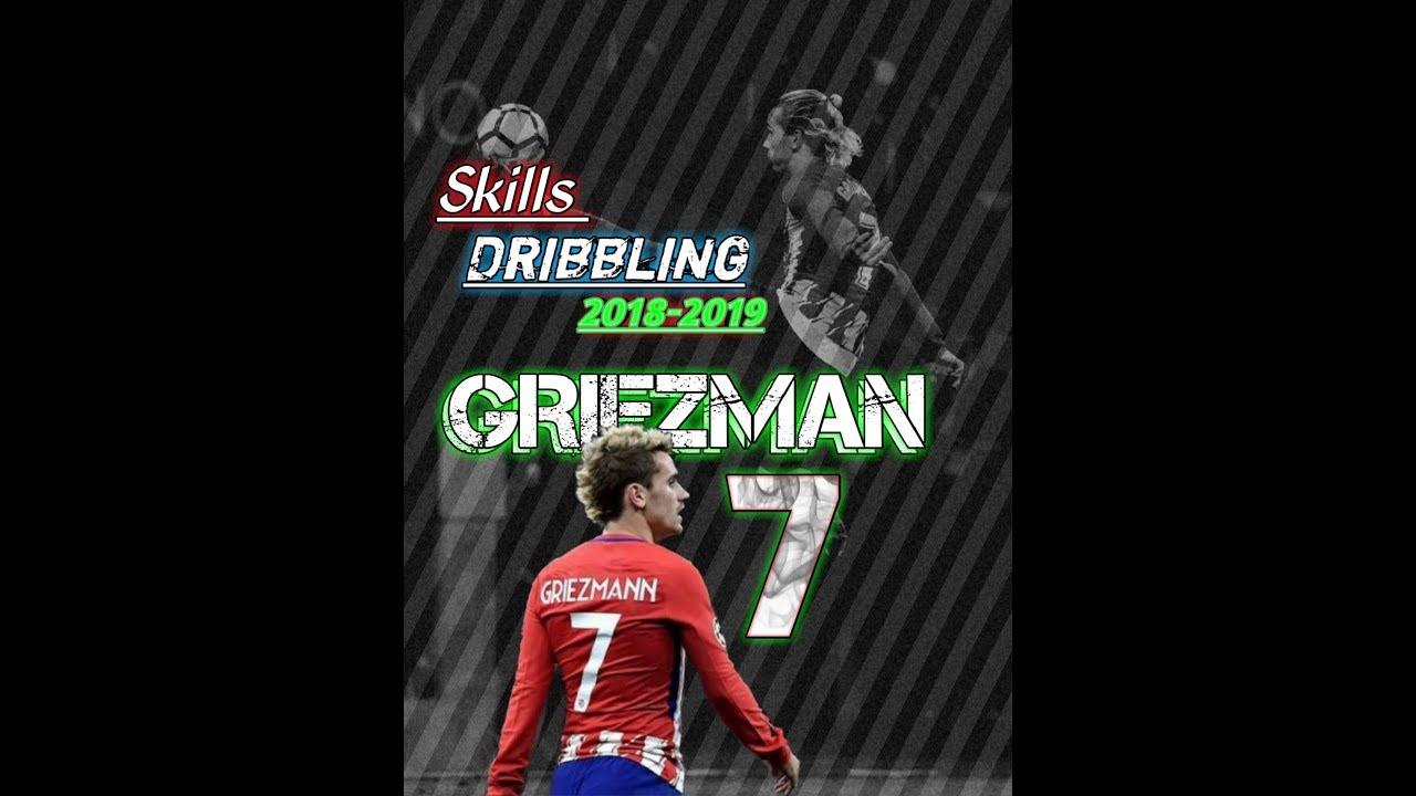 ANTOINE GRIEZMAN - Best To Skills & Goals 2019
