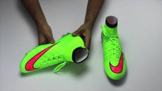 CR Nike Mercurial Superfly IV SE - Electric Green