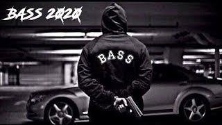GANGSTER CAR MUSIC MIX 2020 🔥 G-HOUSE BASS MUSIC 2020