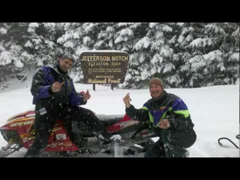 SNOWMOBILE SPEED TRAP NEW HAMPSHIRE