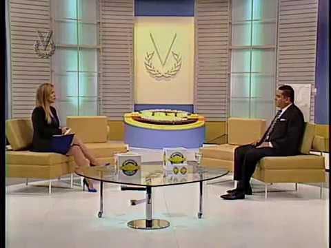 Entrevista Venevisión: Javier Bertucci,  excandidato presidencial