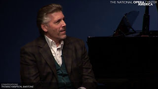 Thomas Hampson in Conversation