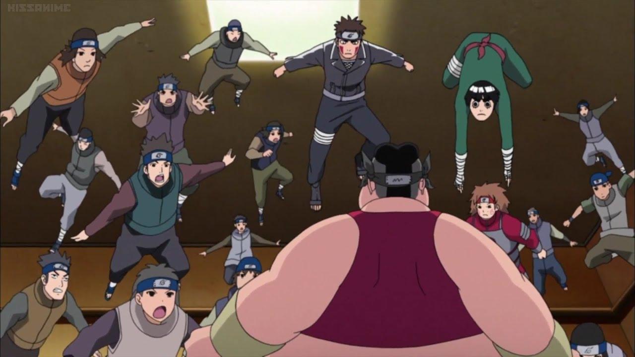 Naruto shippuuden Episode 398 ナルト - エピソード Anime review