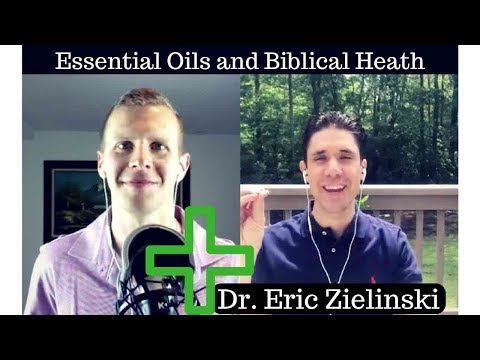 Essential Oils that FIGHT Cancer and Biblical Health: Dr. Eric Zielinski - My Kid Cures Cancer