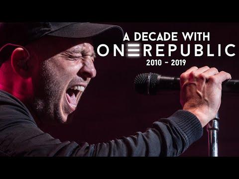 10 Years Of ONEREPUBLIC (2010-2019)