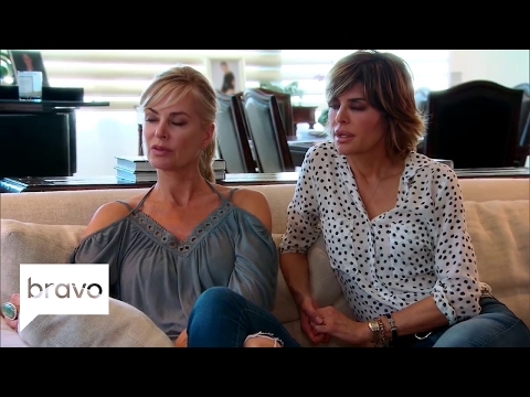 RHOBH: Lisa and Eileen See Yolanda's Illness First Hand  Bravo