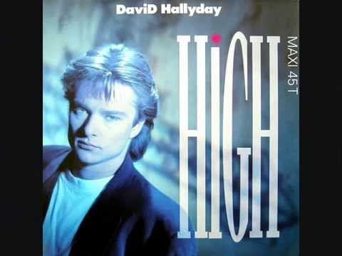 David Hallyday - High (1988)